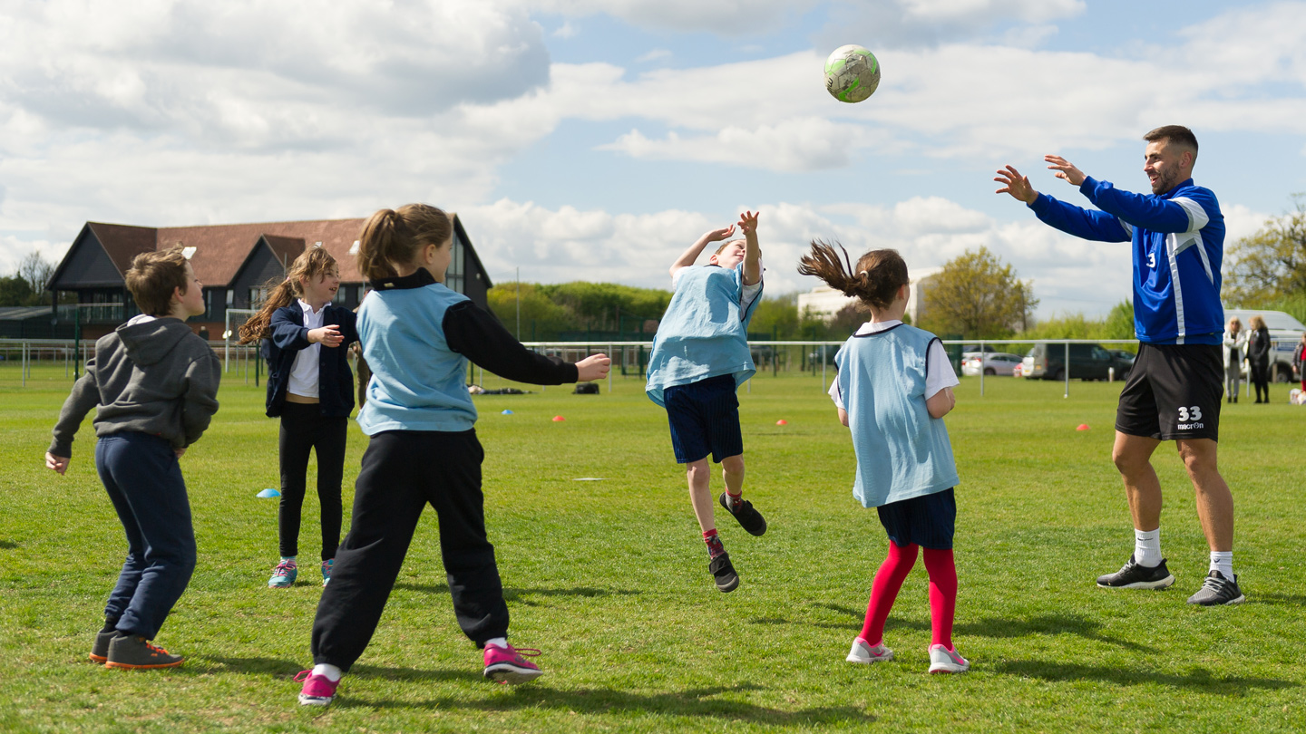 Sports Participation News Colchester United