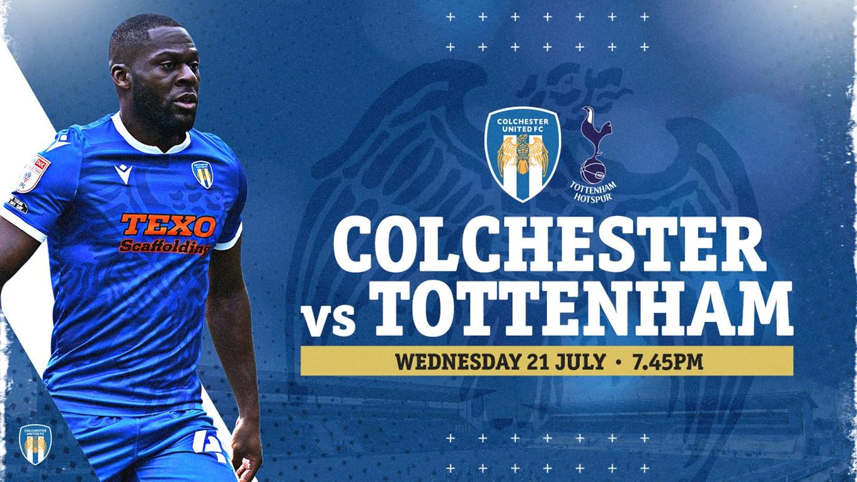 Colchester vs Tottenham: Prediction, Lineups, Team News, Betting Tips & Match Previews