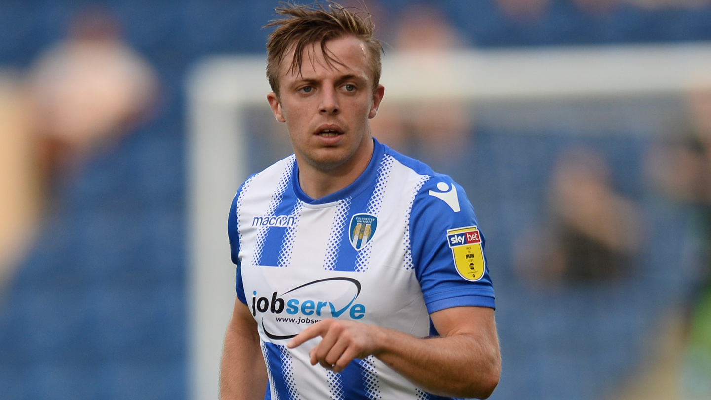 Tom Has Knee Operation News Colchester United