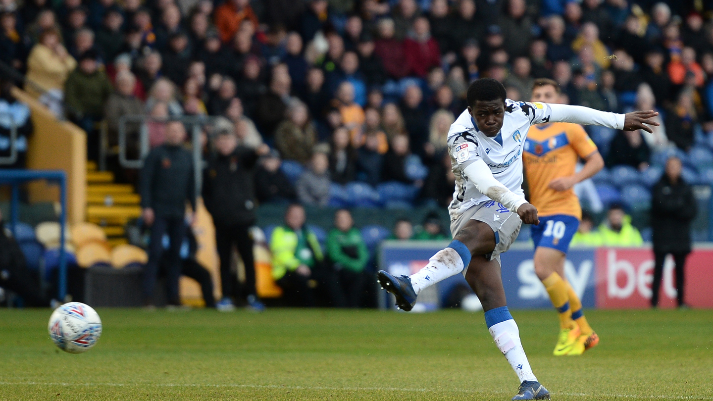 Poku Pens New Deal News Colchester United