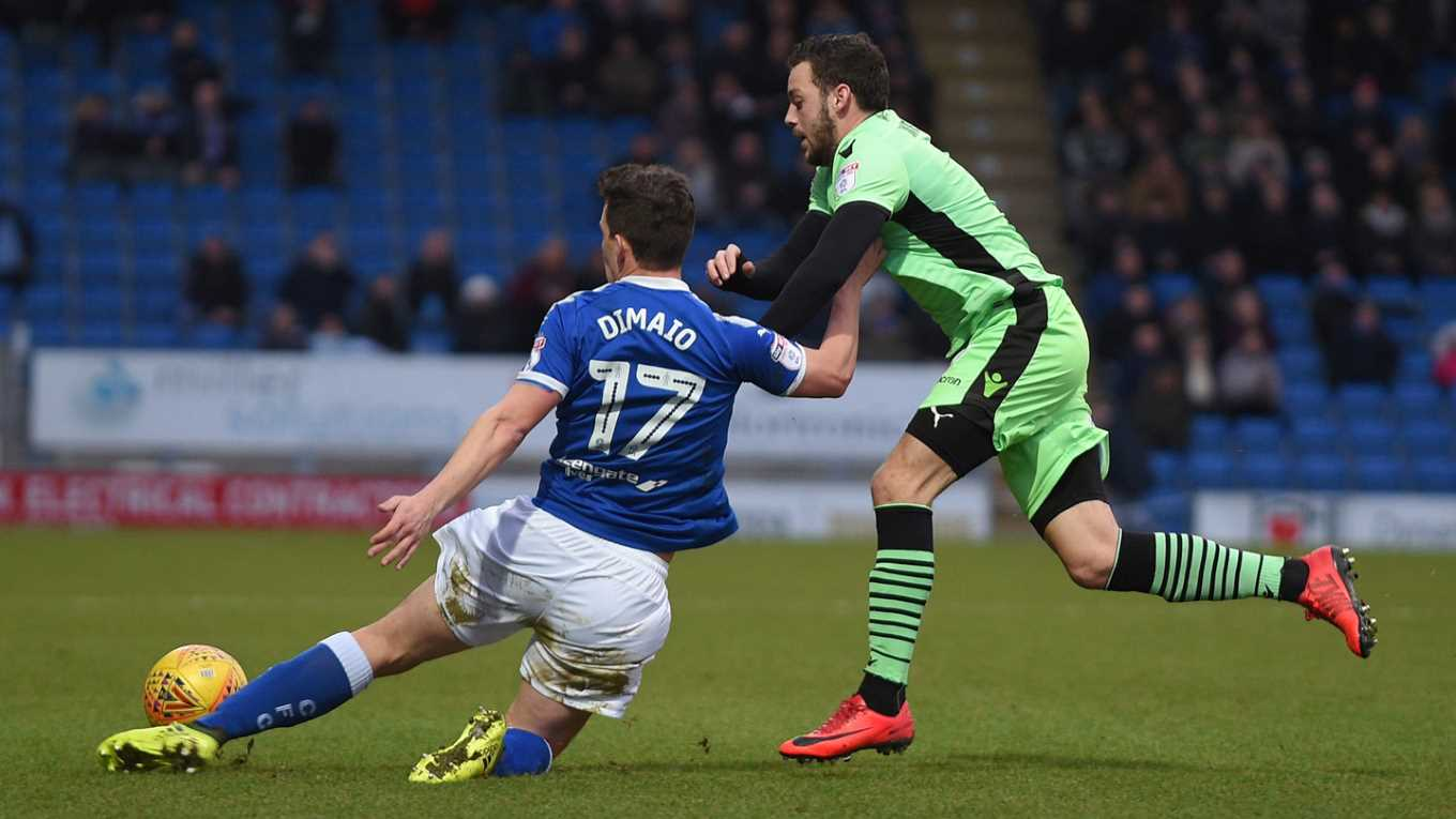 U's Held At Chesterfield - News - Colchester United